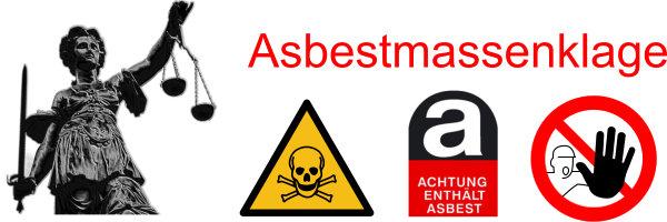 Asbestmassenklage
